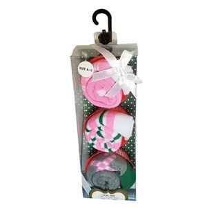 Accessories - Cupcake Treats Crew Socks